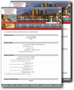 2 Commercial Property Valuation Reports